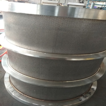 Drilled-Tec Pressure Screen Basket