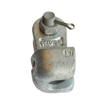 Factory made hot-sale for Socket Clevis Hot-dip Galvanized Socket Clevis For Overhead Power Line supply to Samoa Factory