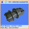 pc200-7 PC160lc-7 pc200-6 carrier roller 22U-30-00021