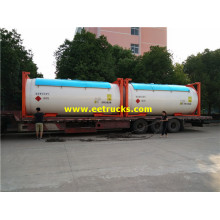34000 Litres 14ton 30feet LPG Tank Containers