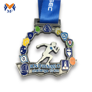 Marathon game custom medals of marathon tours