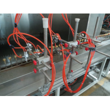 Automatic painting production line