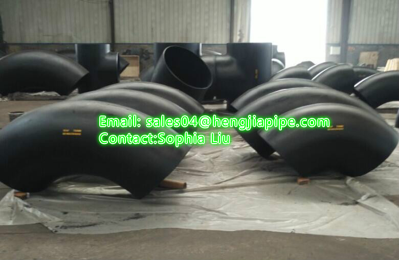 material carbon steel elbow