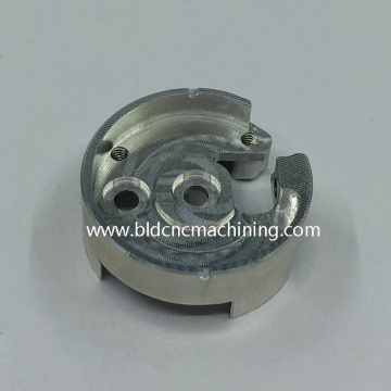 High Speed Milling Small Aluminum Accessories