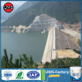 Reservoir dam polyurea waterproofing coating durability