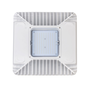 ETL DLC LED Gas Station Lights 130Watts 5000K