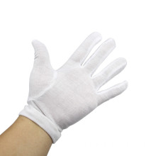 Heavy Good Work Beige Cotton Gloves