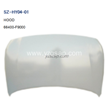 Special Design for HYUNDAI Hood Steel Body Autoparts HYUNDAI 2017 ACCENT HOOD supply to Ethiopia Manufacturer