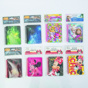 All Lovely Mini Note Pad Journal