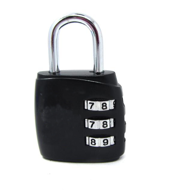 Fashion Mini Combination Lock