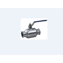 Sanitary Quick Installation Ball Valve
