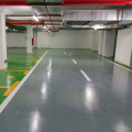 Polyurea coating for garage floor
