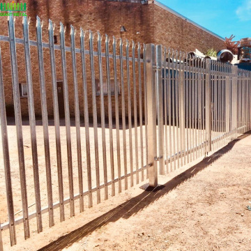 Galvanized Powder Coated Palisade Fencing