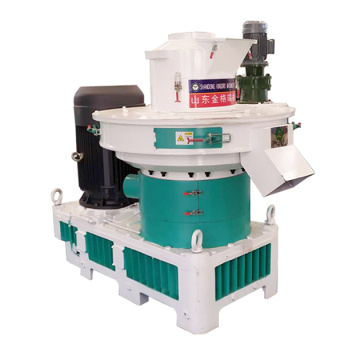 Portable Pellet Fuel Making Machine