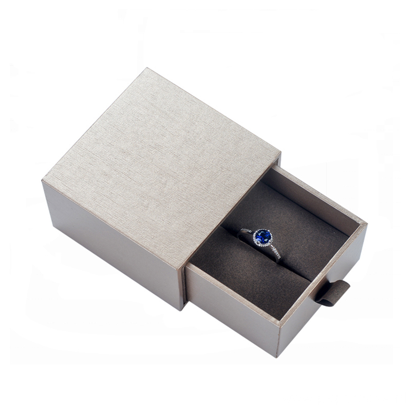 Jewelry Drawer Box Necklace Pendant Jewellery Set Box