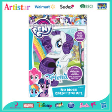 MY LITTLE PONY Colouring foil art set