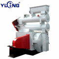 Double conditioner animal pellet machine