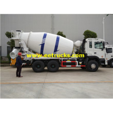 JAC 10 Wheel 12m3 Concrete Mixing Trucks