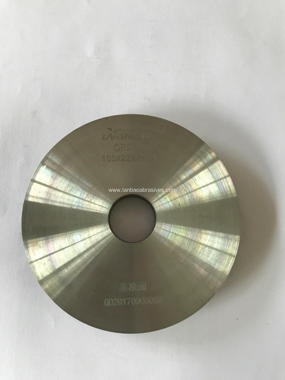 D100 Diamond grinding wheel for glass