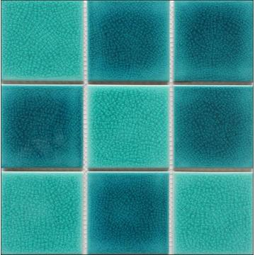 Color Mixed Pool Porcelain Mosaic Tile