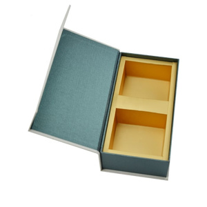 Luxury Book Shaped Tea Bags Gift Box Wholesale