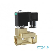 Big discounting for Europe Type Tube Connector Valve AC12V 24V Plasma Cutter Solenoid Valve supply to Senegal Manufacturers