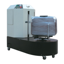 Transparent Film Luuggage Pneumatic Packaging Machine
