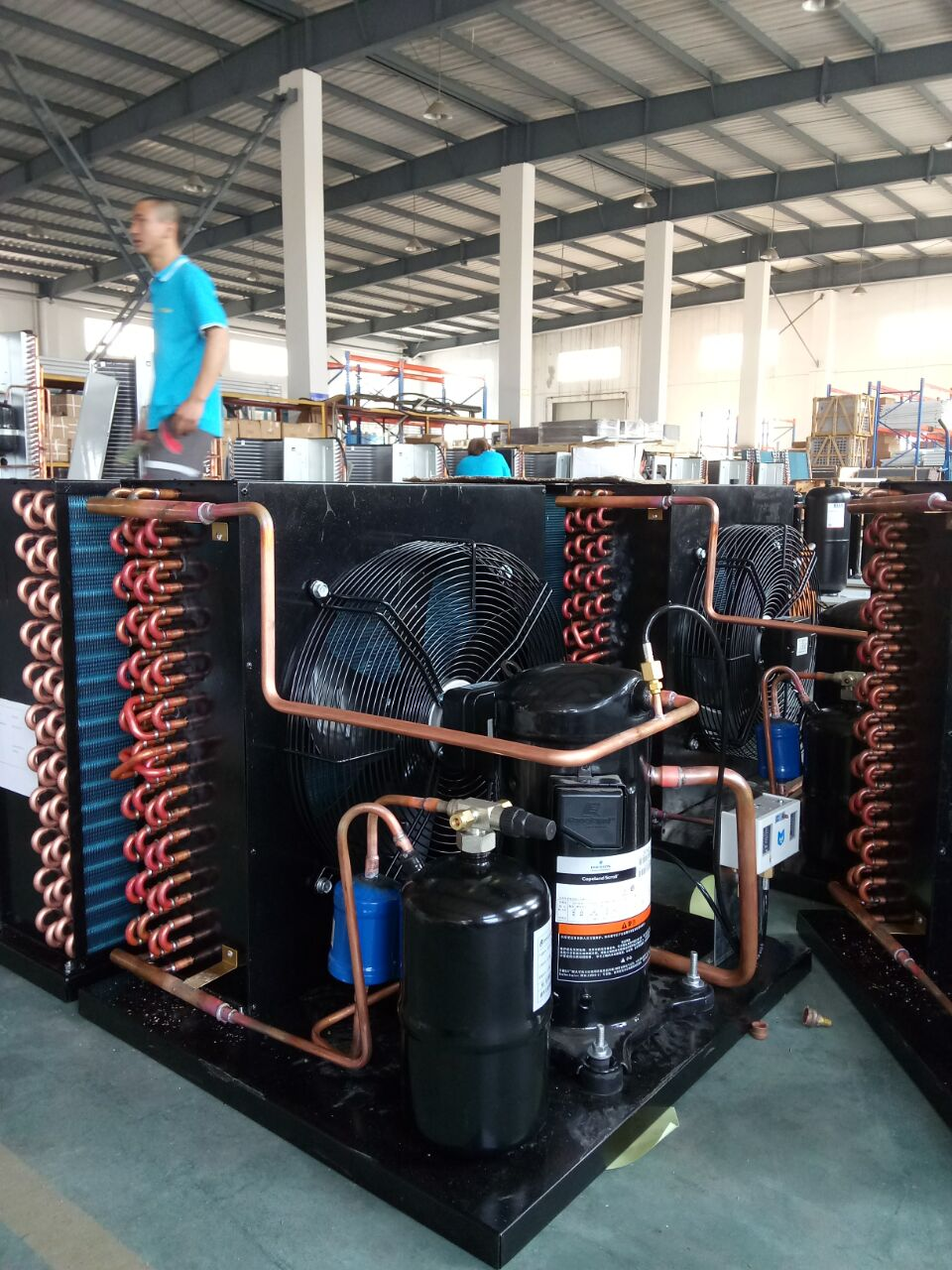 3/4HP Refrigeration Condensing Units