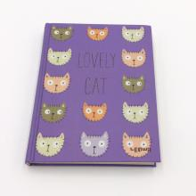 Paper cute simple cartoon notebook
