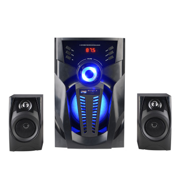 2.1 usb multimedia speakers home theater