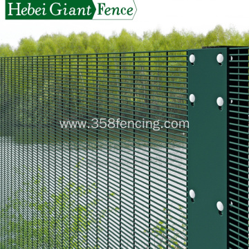 High-quality 358 High Security Anti-climb wire mesh Fence