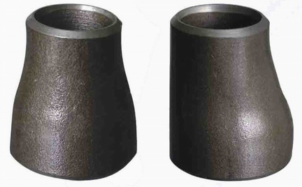 BS standard seamless pipe fitting reducer