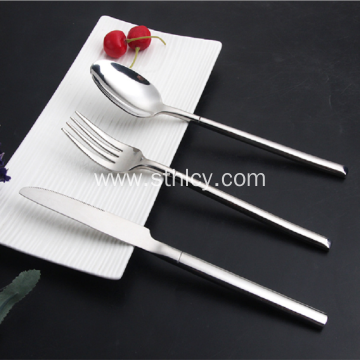 Stainless Steel Silver Cutlery