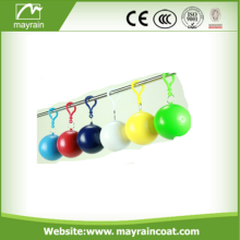 Waterproof PE Disposable Ball Rain Poncho