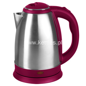 Wholesale price stable quality for Electric Water Kettle Electric kettle quick boil export to Slovakia (Slovak Republic) Manufacturers