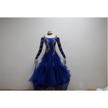Ballroom dance costumes for ladies