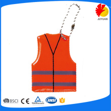 Red reflective safety armbands