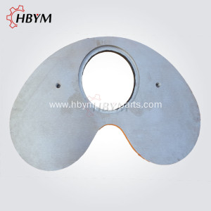 Schwing Concrete Pump Spare Parts Chroming Housing Lining