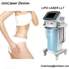 China Cheap price for Lipo Laser Results 650nm Lipo Laser Slimming Machine export to Italy Factory