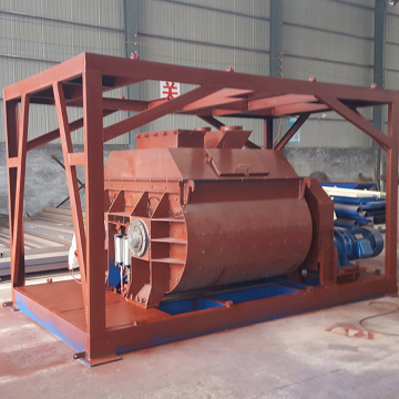 Simple JS concrete mixer self loading in Nigeria