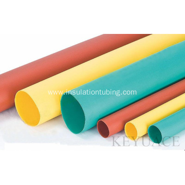 Waterproof busbar protection heat shrink tubing