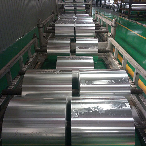 8011 O Aluminum Alloy Manufacturer China