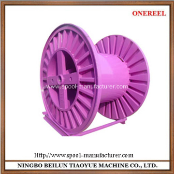 China for Cable Spools For Sale high quality Corrugated wire spools export to Spain Wholesale