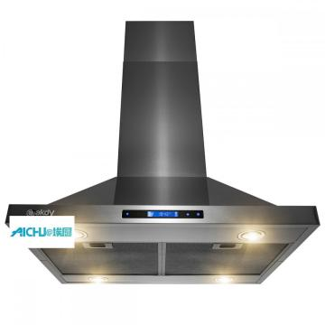 30 Inch Island Kitchen Convertible Mount RangeHood