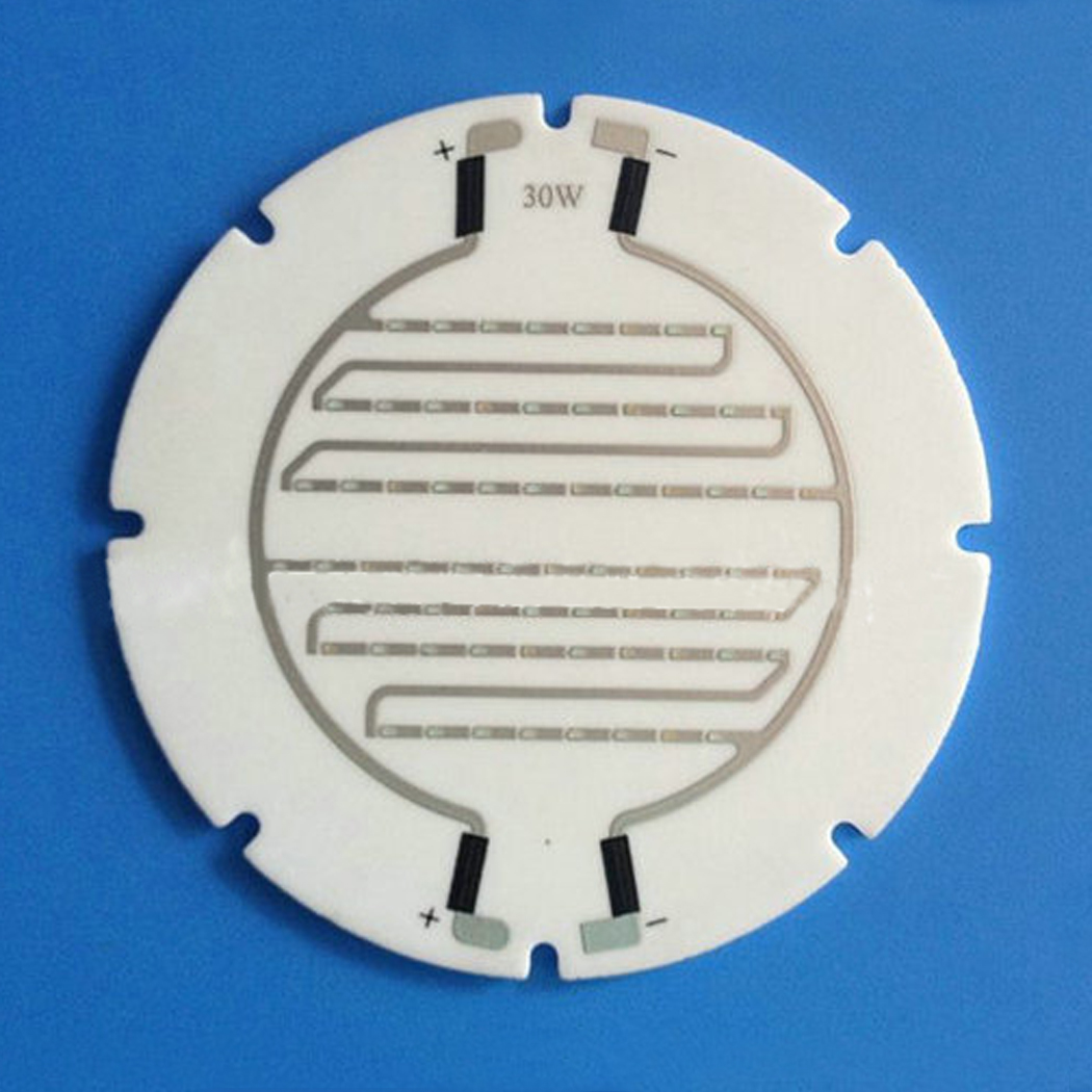 aluminum nitride ceramic wafer