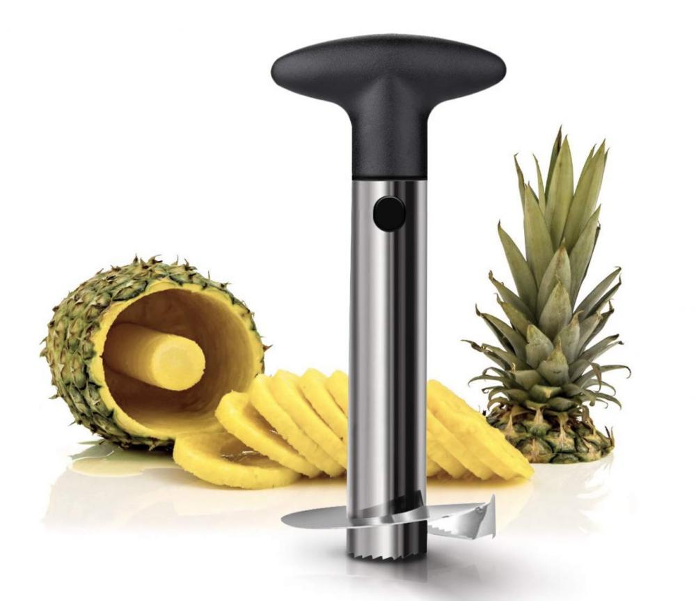 Stainless Steel Pineapple Corer Remover Tool