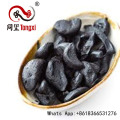 Antioxidant-Rich Organic Peeled Black Garlic Bulbs