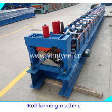 Purchasing for European Standards Ridge Cap Roll Machine Aluminum Steel Roof Ridge Cap Forming Machine export to United States Minor Outlying Islands Supplier