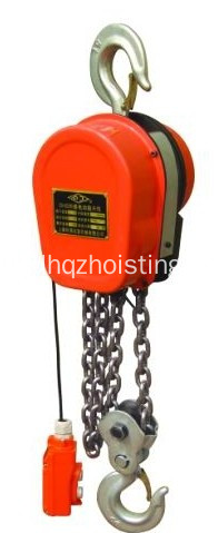DHS High Speed Lift Meter Electric Hoisting Equipment