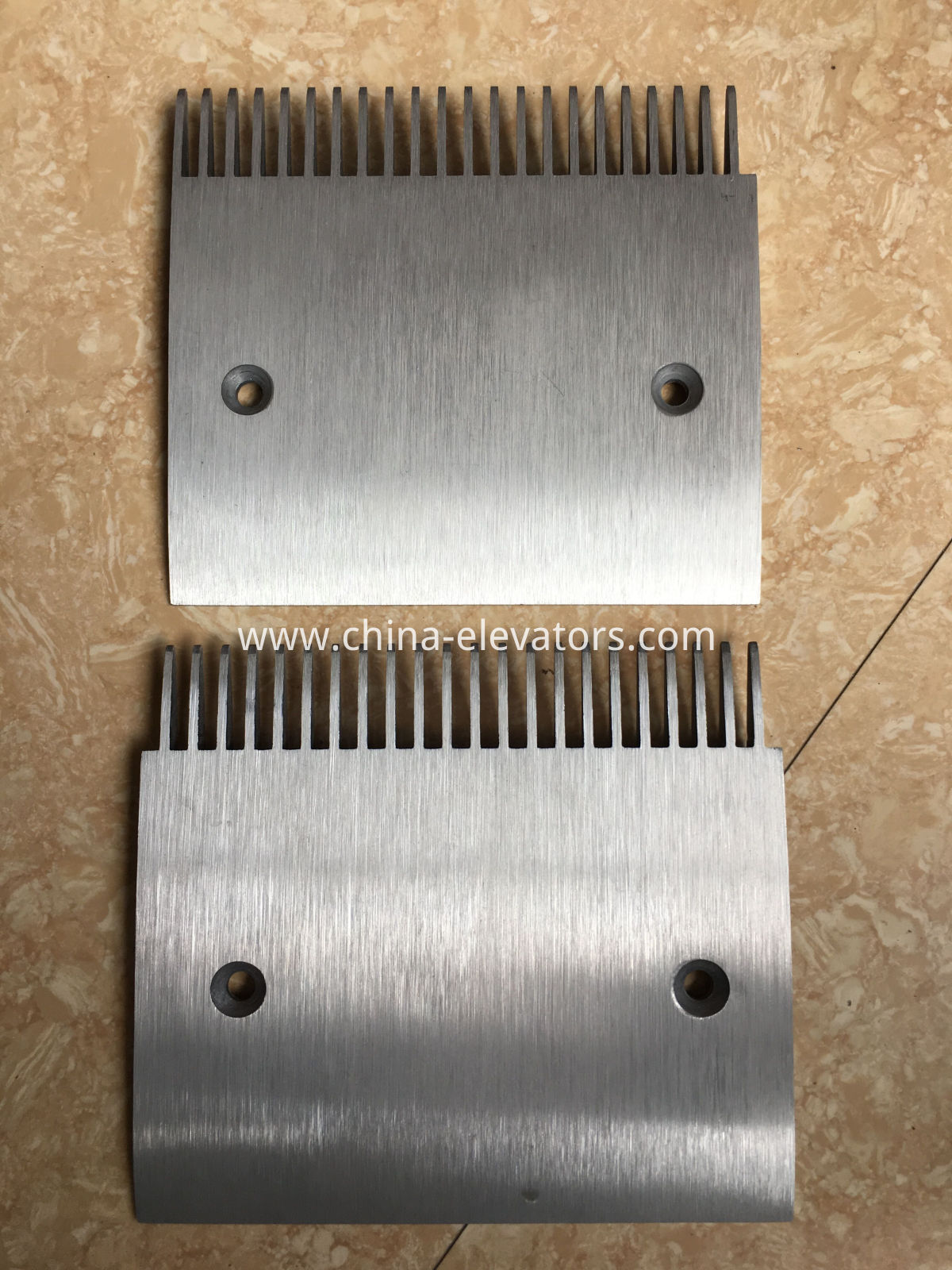 Aluminium Alloy Combs for Schindler Moving Walks